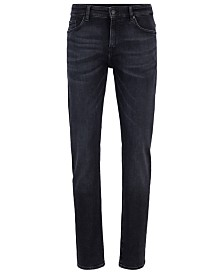 BOSS Men's Delaware 3 Slim-Fit Jeans