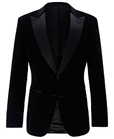 BOSS Men's Slim-Fit Dinner Jacket