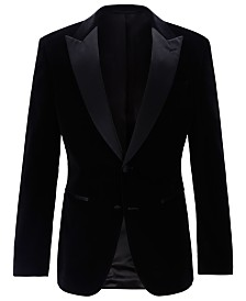 BOSS Men's Slim-Fit Dinner Jacket
