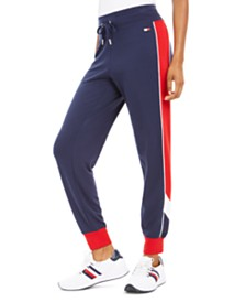 Tommy Hilfiger Sport Tapered Colorblocked Sweatpants
