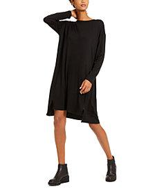Eileen Fisher Long-Sleeve Dress, Regular & Petite