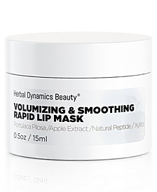 Volumizing and Smoothing Rapid Lip Mask