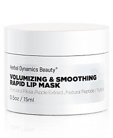 Herbal Dynamics Beauty Volumizing and Smoothing Rapid Lip Mask