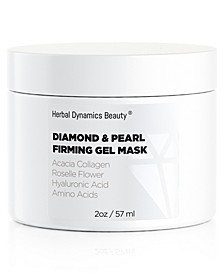 Diamond and Pearl Firming Gel Mask
