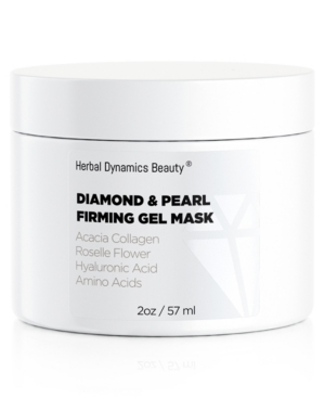 Herbal Dynamics Beauty Diamond and Pearl Firming Gel Mask
