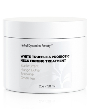 White Truffle and Probiotic Neck Firming Treatment
