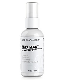 Herbal Dynamics Beauty Revitage Antioxidant Transforming Night Cream