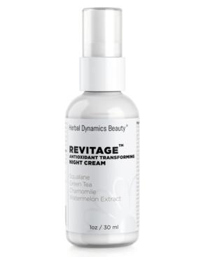 Revitage Antioxidant Transforming Night Cream