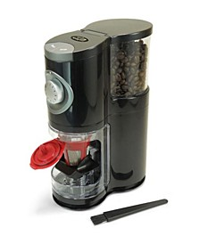 Sologrind 2 In 1 Automatic Single Serve Coffee Burr Grinder
