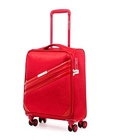 """Valencia 21"""" Softside Carry-On Spinner"""
