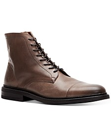 Men's Cap Toe Lace Up Boot