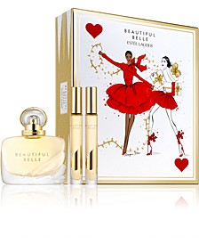 Limited Edition 3-Pc. Beautiful Belle Limited Edition Gift Set