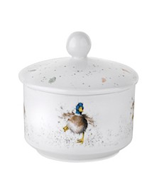Wrendale Sugar Pot - Waddle and a Quack
