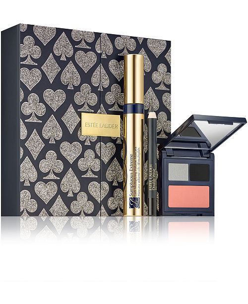 Estee Lauder Limited Edition 3-Pc. High Roller Smokey Eyes Gift Set