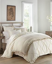 Thea  Full/Queen Comforter Set