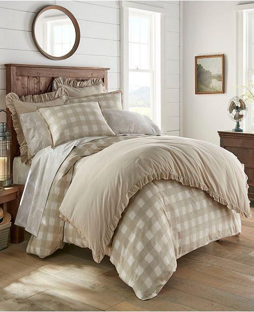 . Braxton Full Queen Comforter Set