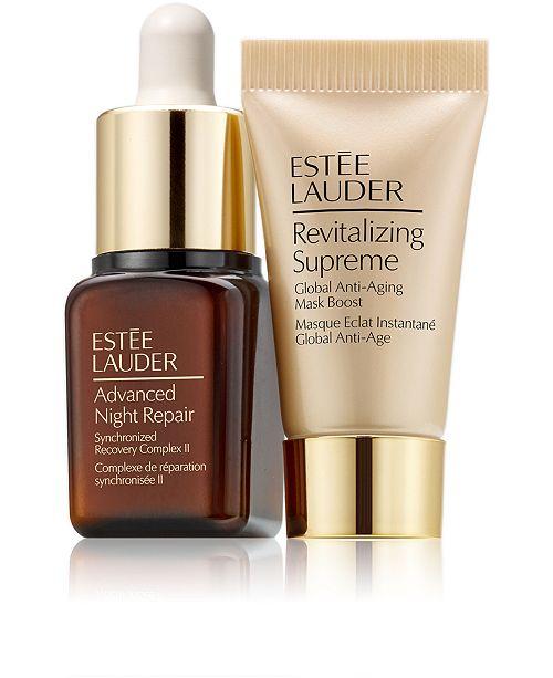 Revitalizing Supreme+ Global Anti-Aging Instant Refinishing Facial by Estée Lauder #17