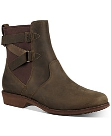 Women's Ellery Waterproof Ankle Booties