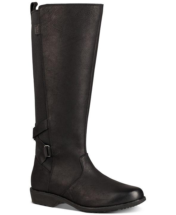 Teva Women's Ellery Waterproof Tall Boots