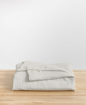 Baloo Living French Linen Duvet for 12 Lbs Weighted Blanket Bedding