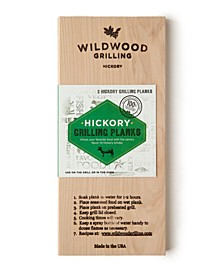 Hickory Grilling Planks, 2-Pack