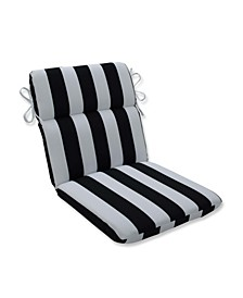 Cabana Stripe Rounded Corners Chair Cushion