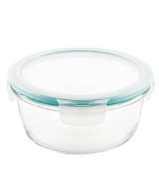 Purely Better Glass 22-Oz. Round Food Storage Container