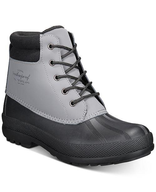 Weatherproof Vintage Men's Luke Waterproof Commuter Boots