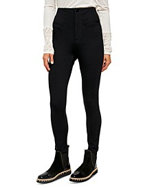 Elena High Rise Skinny Pants