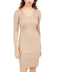 Trendy Glitter Bodycon Dress