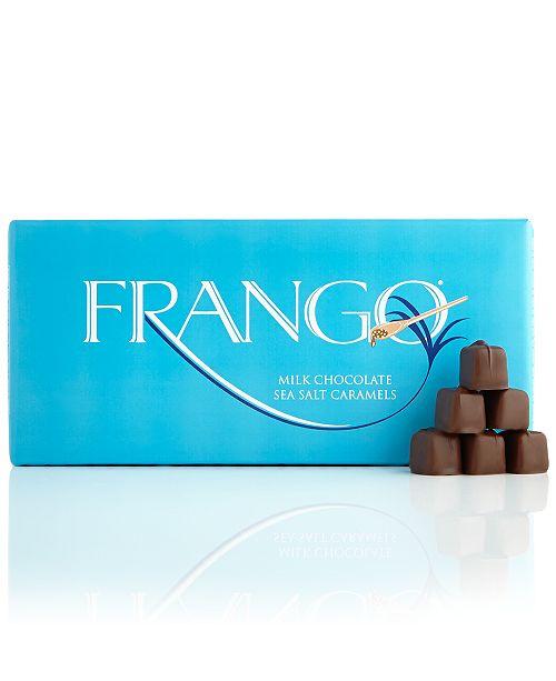 Frango Chocolates 1 LB  Milk Sea Salt Caramel Box of Chocolates