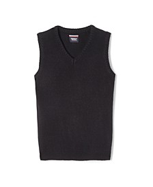 Big Boys V-Neck Sweater Vest