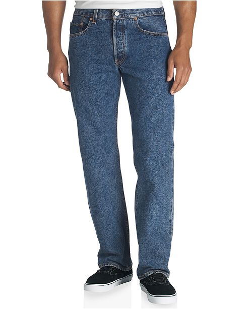 a04fab53546 Levi s Men s 501 Original Fit Non-Stretch Jeans   Reviews - Jeans ...