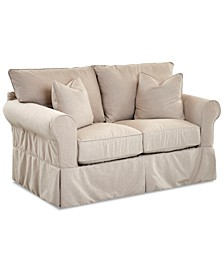 Pipley Slipcover Loveseat