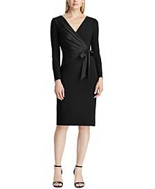 Bow-Detail Dress