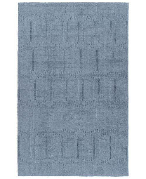 Kaleen Minkah MKH03-17 Blue 9' x 12' Area Rug