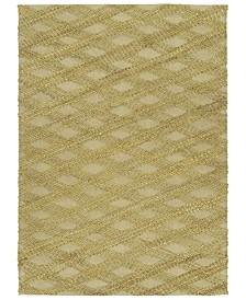 Kaleen Tulum Jute TUL02-72 Maize 7'6 x 9' Area Rug