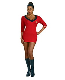 BuySeason Women's Star Trek Secret Wishes Dress Costume