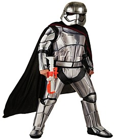 BuySeason Women's Star Wars- The Force Awakens Captain Phasma Deluxe Costume