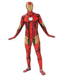BuySeason Men's Iron Man Second Skin Costume