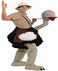 BuySeason Men's Ride An Ostrich Costume