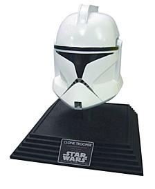 BuySeason Men's Star Wars Clone Trooper Mask/Helmet