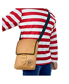 BuySeason Men's Where's Waldo Messenger Bag