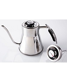 Stainless Steel Pour Over Kettle with Gooseneck Spout