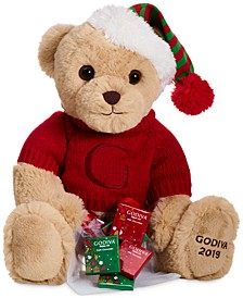 Plush Bear & Chocolates