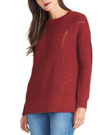 RACHEL Rachel Roy Textured Sweater