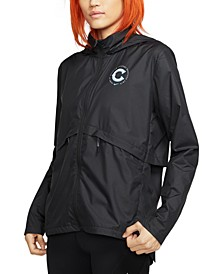 Women's Essential Water-Repellent Running Jacket