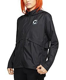 Women's Essential Water-Repellent Running Jacket