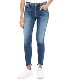 Ellie High-Rise Ankle Skinny Jeans