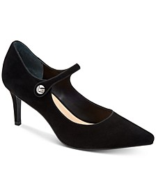 Women's Jerikaa Step 'N Flex Mary Jane Pumps, Created For Macy's